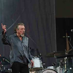 Robert Plant Presents Sensational Space Shifters
